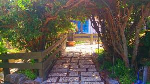 Ma-Blue Garden House, Гостевые дома  Мотобу - big - 100