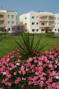 Jardins de l'Atlantique K, Апартаменты  Мохаммедия - big - 17