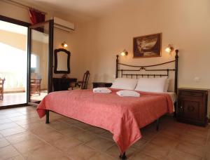 Villa Gaia Apartments, Apartmanok  Alóniszosz - big - 14