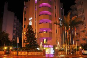 Savk Hotel, Hotely  Alanya - big - 11