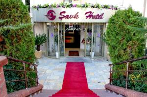 Savk Hotel, Hotely  Alanya - big - 50