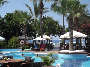 Savk Hotel, Hotely  Alanya - big - 48