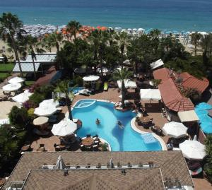 Savk Hotel, Hotely  Alanya - big - 67