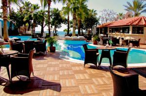 Savk Hotel, Hotely  Alanya - big - 63