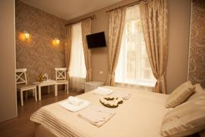 Silver Sphere Inn, Hotels  Sankt Petersburg - big - 26