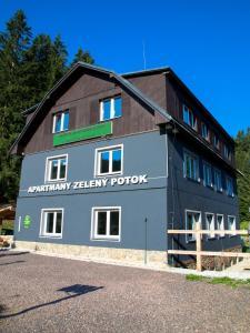 Apartmány Zelený potok