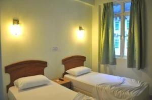 Kaani Lodge, Penziony  Male City - big - 3