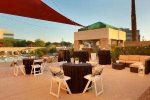 Radisson Hotel Phoenix Airport, Отели  Финикс - big - 18