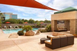Radisson Hotel Phoenix Airport, Отели  Финикс - big - 17