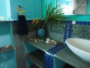 The Secret Garden Goa, Privatzimmer  Saligao - big - 23