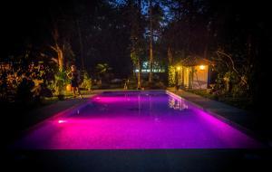 The Secret Garden Goa, Privatzimmer  Saligao - big - 69