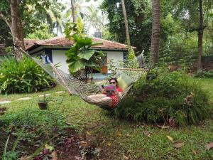 The Secret Garden Goa, Privatzimmer  Saligao - big - 64