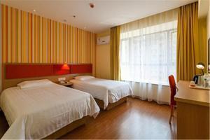Home Inn Fuzhou Dongda Road Wenquan