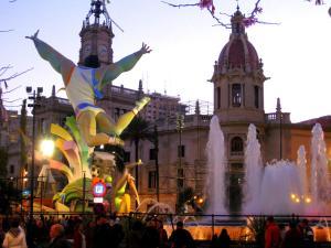 Apartment Valencia, Ferienwohnungen  Valencia - big - 11