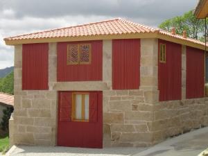Hotel A Palleira, Hotely  Allariz - big - 33