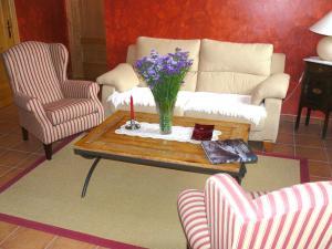 Hotel A Palleira, Hotely  Allariz - big - 27