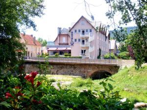 Inter-Hotel du Pont Roupt, Szállodák  Mende - big - 17
