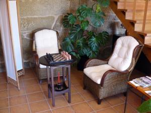 Hotel A Palleira, Hotely  Allariz - big - 28