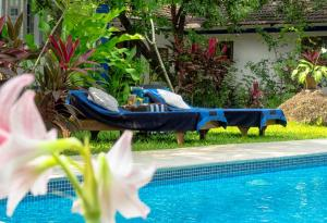 The Secret Garden Goa, Privatzimmer  Saligao - big - 57