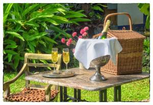 The Secret Garden Goa, Privatzimmer  Saligao - big - 53