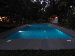 The Secret Garden Goa, Privatzimmer  Saligao - big - 59