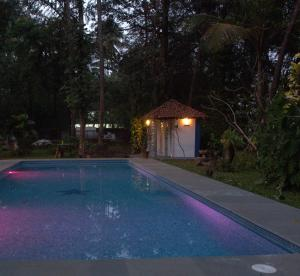 The Secret Garden Goa, Privatzimmer  Saligao - big - 32