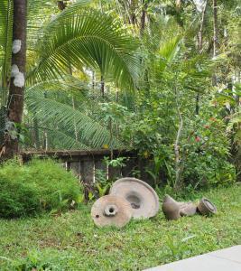 The Secret Garden Goa, Privatzimmer  Saligao - big - 35