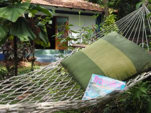 The Secret Garden Goa, Privatzimmer  Saligao - big - 20