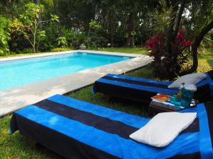 The Secret Garden Goa, Privatzimmer  Saligao - big - 42