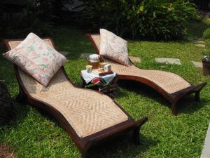 The Secret Garden Goa, Privatzimmer  Saligao - big - 43