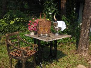 The Secret Garden Goa, Privatzimmer  Saligao - big - 52