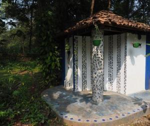 The Secret Garden Goa, Privatzimmer  Saligao - big - 54