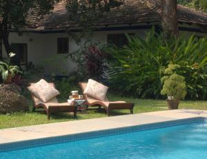 The Secret Garden Goa, Privatzimmer  Saligao - big - 56