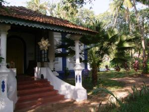 The Secret Garden Goa, Privatzimmer  Saligao - big - 1