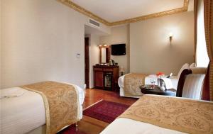 Hotel Sapphire, Отели  Стамбул - big - 2