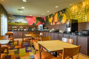 Fairfield Inn Fort Leonard Wood St. Robert, Отели  Saint Robert - big - 9