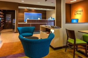 Fairfield Inn Fort Leonard Wood St. Robert, Отели  Saint Robert - big - 13