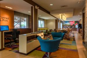 Fairfield Inn Fort Leonard Wood St. Robert, Отели  Saint Robert - big - 12