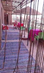 Trans Sahara, Inns  Merzouga - big - 39