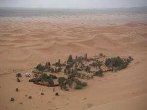 Trans Sahara, Inns  Merzouga - big - 18