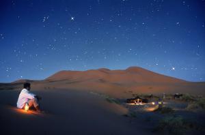 Trans Sahara, Inns  Merzouga - big - 19