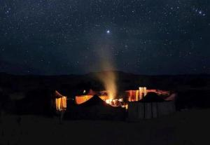 Trans Sahara, Inns  Merzouga - big - 21