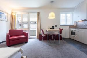 EMA House Serviced Apartments, Seefeld, Apartmány  Curych - big - 8