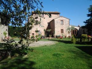 Casale Il Colombaio Di Toiano, Ferienhöfe  Sovicille - big - 63