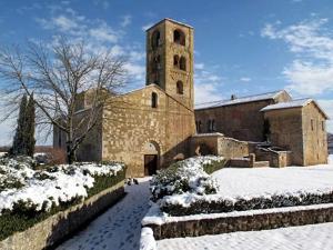 Casale Il Colombaio Di Toiano, Ferienhöfe  Sovicille - big - 56