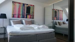 Alga Apartments am Westbahnhof, Апартаменты  Вена - big - 93