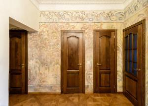 Mikalojaus apartamentai, Apartments  Vilnius - big - 32
