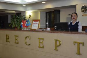 Dostyk Hotel, Hotels  Shymkent - big - 56