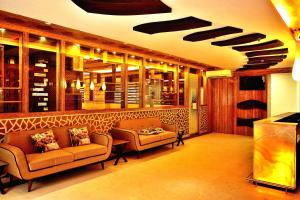 The Majestic Suites, Отели  Калькутта - big - 42