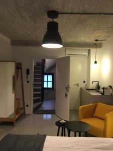 Square Rooms, Ferienwohnungen  Düsseldorf - big - 13
